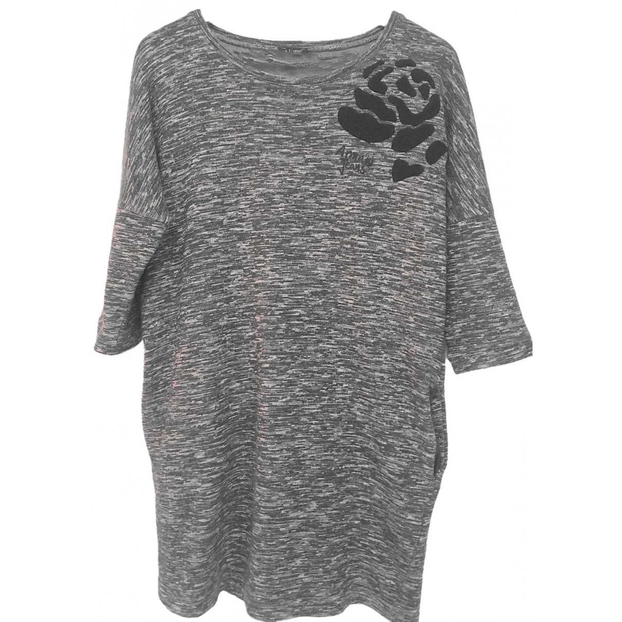 Armani Jeans \N Cotton dress for Women 36 FR