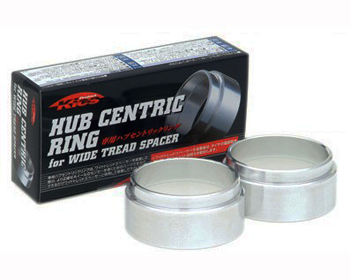 Project Kics Hub Centric Adapter Rings 54mm Bore 10mm Thick