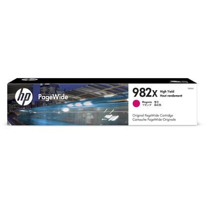 HP 982X T0B28A Original Magenta PageWide Ink Cartridge High Yield