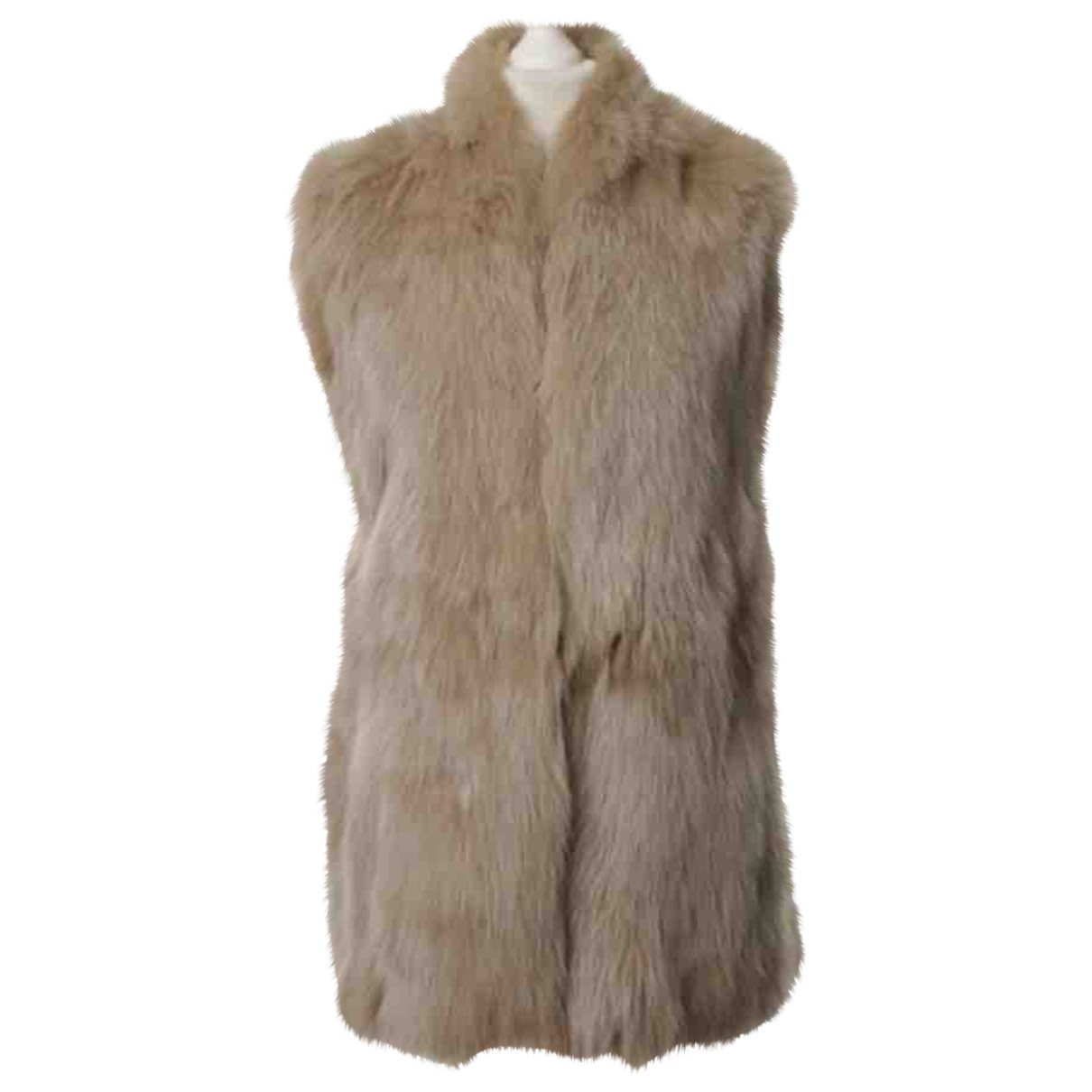 Steffen Schraut \N Beige Fox jacket for Women 38 FR