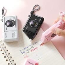 1 Stueck Zufaelliges Korrekturband mit Kamera Design