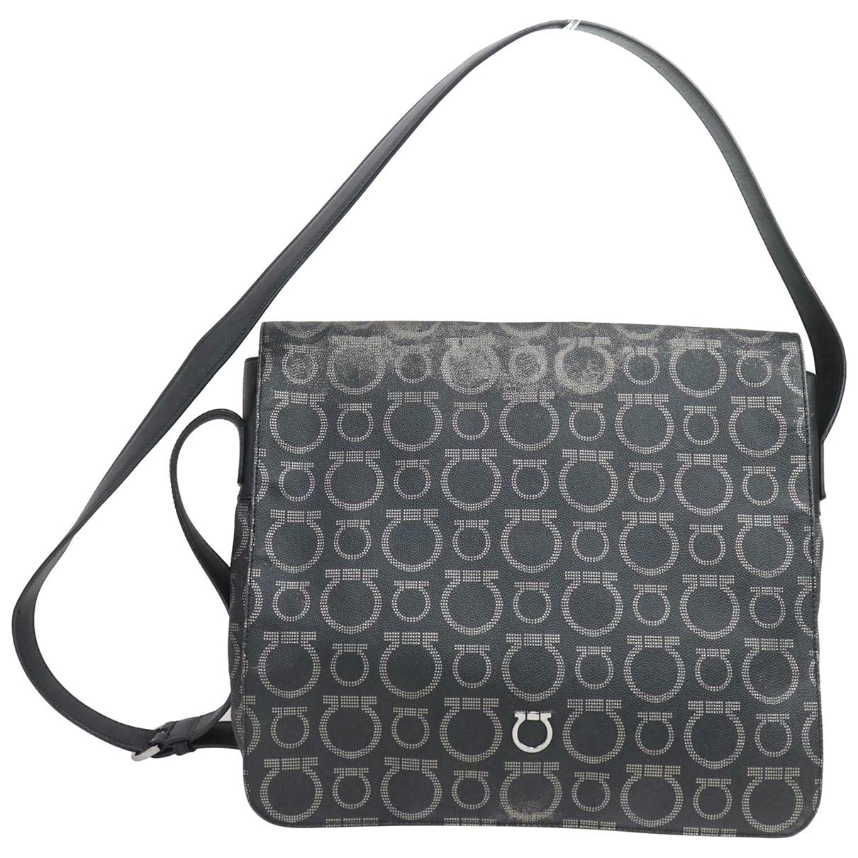 Salvatore Ferragamo \N Black handbag for Women \N