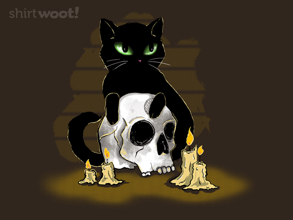 Black Mewgic T Shirt
