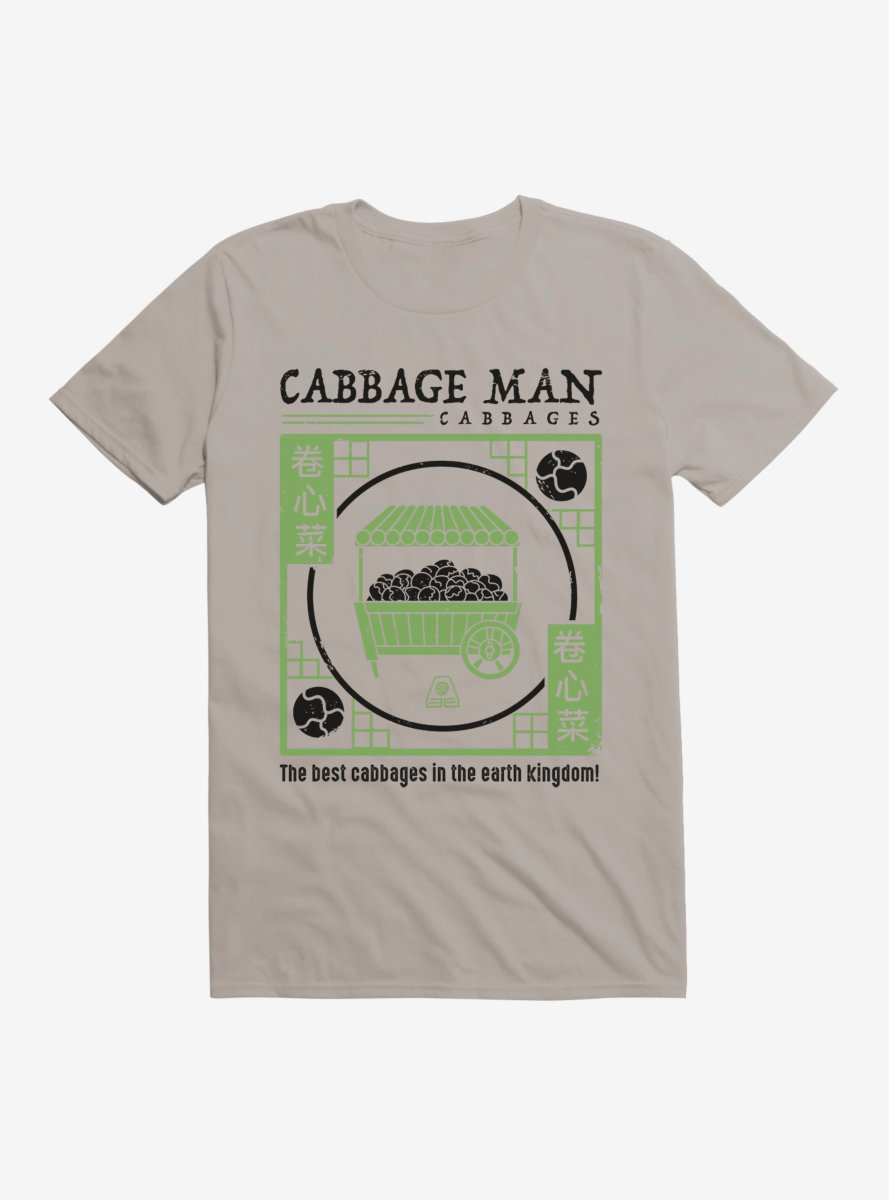 Avatar: The Last Airbender The Best Cabbages T-Shirt
