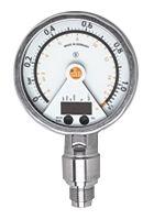ifm electronic Pressure Sensor for Gas, Liquid , 1bar Max Pressure Reading Analogue + PNP-NO/NC Programmable