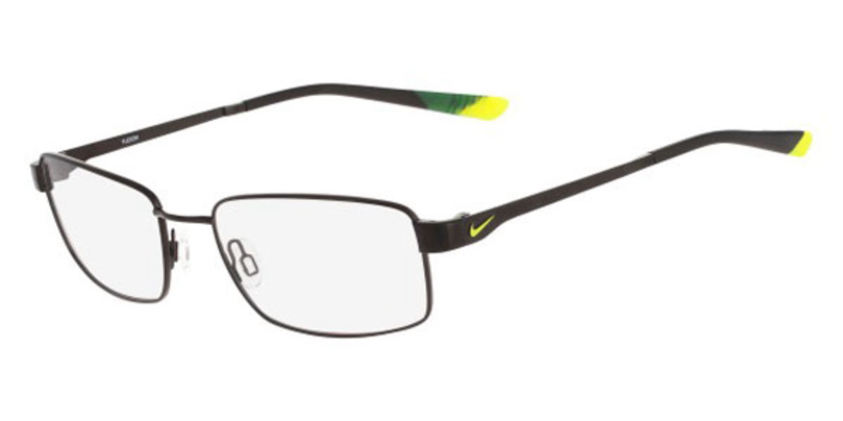 Nike 4272 003 Mens Glasses Black Size 53 - Free Lenses - HSA/FSA Insurance - Blue Light Block Available