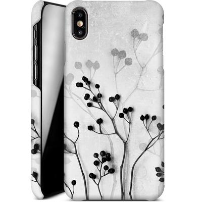 Apple iPhone XS Max Smartphone Huelle - Abstract Flowers 5 von Mareike Bohmer