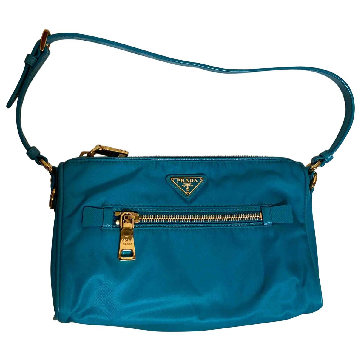 Prada \N Turquoise handbag for Women \N