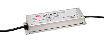 Mean Well ELG-150 AC-DC, DC-DC Constant Current / Constant Voltage LED Driver 150W 36V