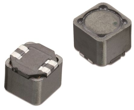 Wurth Elektronik Wurth, WE-SCC, 1260 Wire-wound SMD Inductor with a Ferrite Core, 100 μH ±20% Wire-Wound 900mA Idc