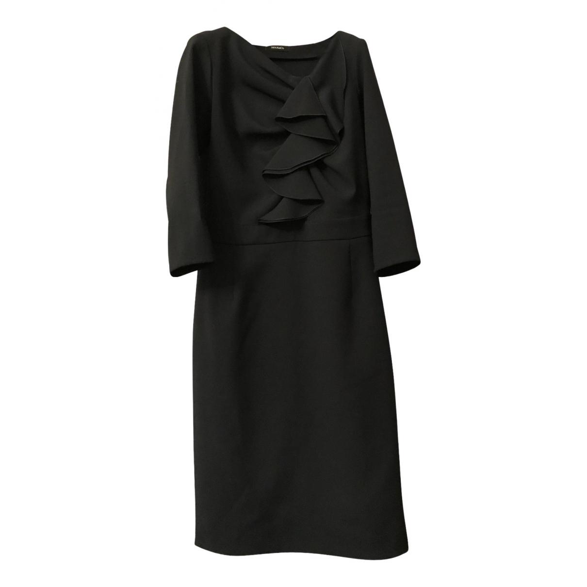 Max & Co \N Kleid in  Blau Polyester