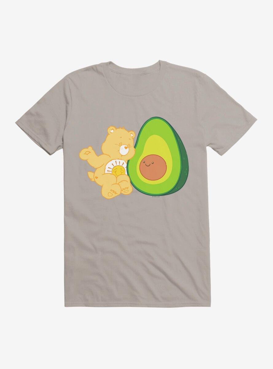 Care Bears Funshine Bear Avocado T-Shirt