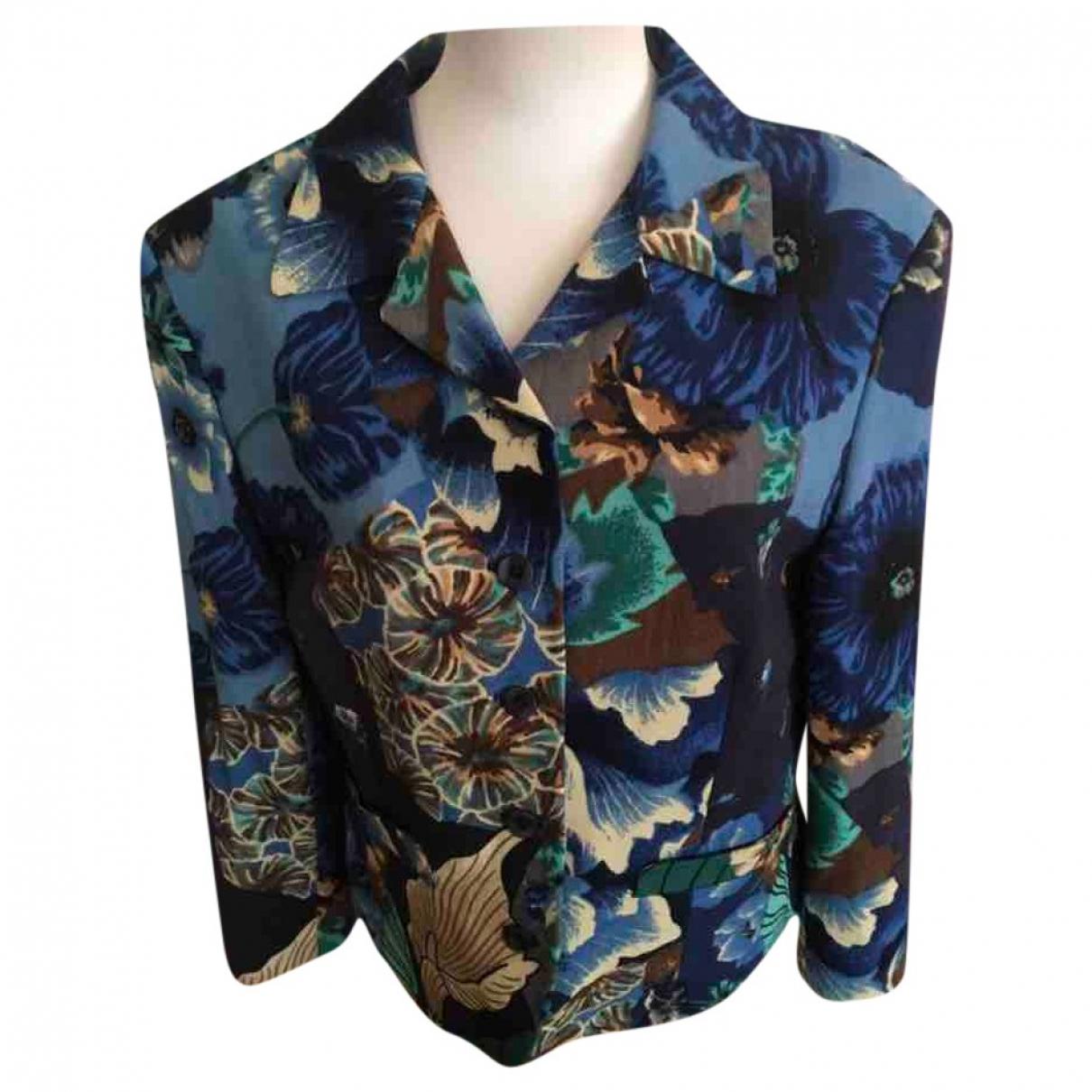Kenzo \N Blue jacket for Women 42 FR