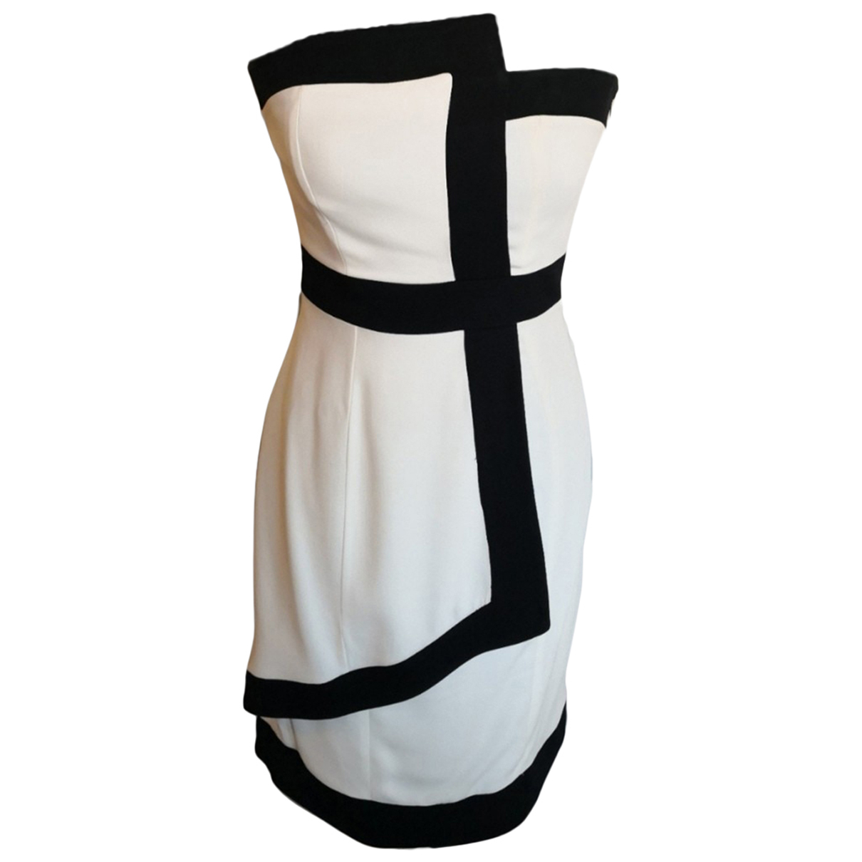Flavio Castellani \N White dress for Women 40 FR