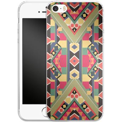 Apple iPhone SE Silikon Handyhuelle - BOLD von Bianca Green