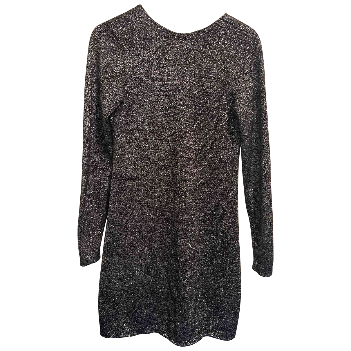 & Stories \N Silver Wool dress for Women S International