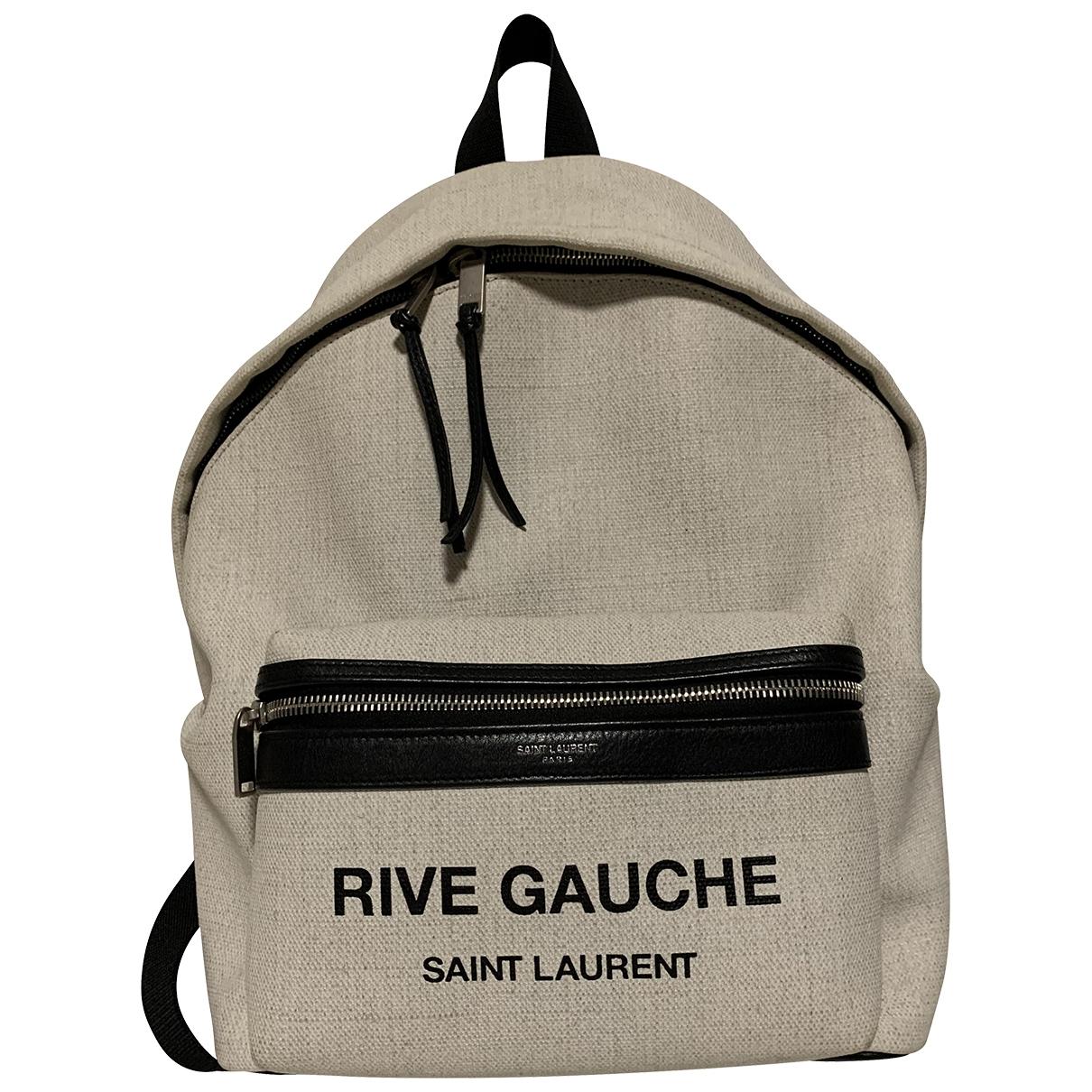 Mochila de Lona Saint Laurent