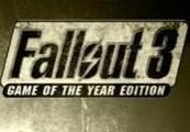 Fallout 3 GOTY RoW Steam CD Key