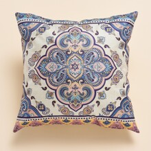 Vintage Pattern Cushion Cover Without Filler