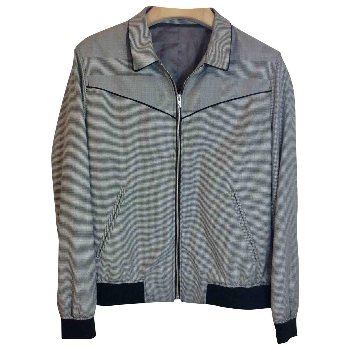 The Kooples \N Grey Wool jacket  for Men XL International
