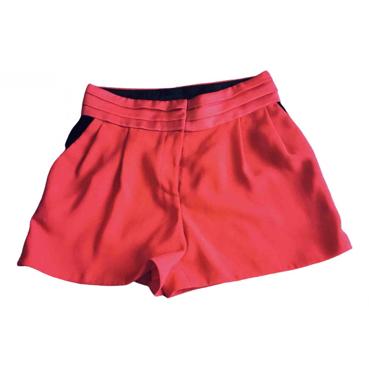 The Kooples \N Shorts in  Rosa Viskose