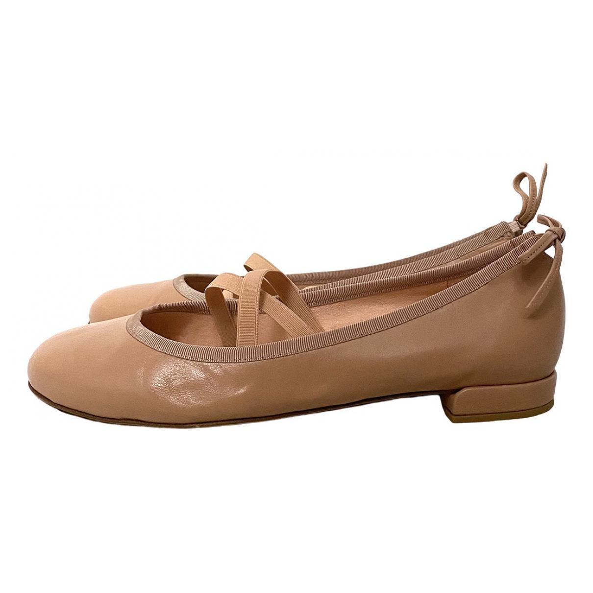 Bailarinas de Cuero Stuart Weitzman