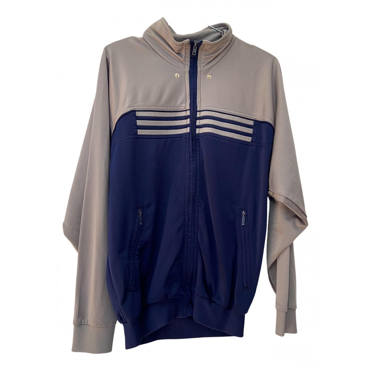 Adidas \N Pullover.Westen.Sweatshirts  in  Blau Polyester