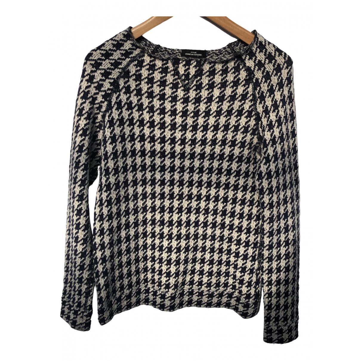 Comme Des Garcons \N Navy Wool Knitwear for Women M International