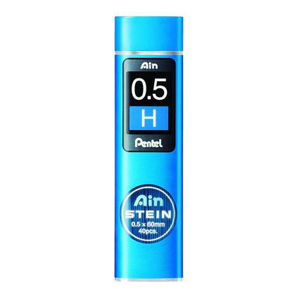 Pentel Ain Stein Tube leads crayon m ecanique - H, 0,5mm 242032
