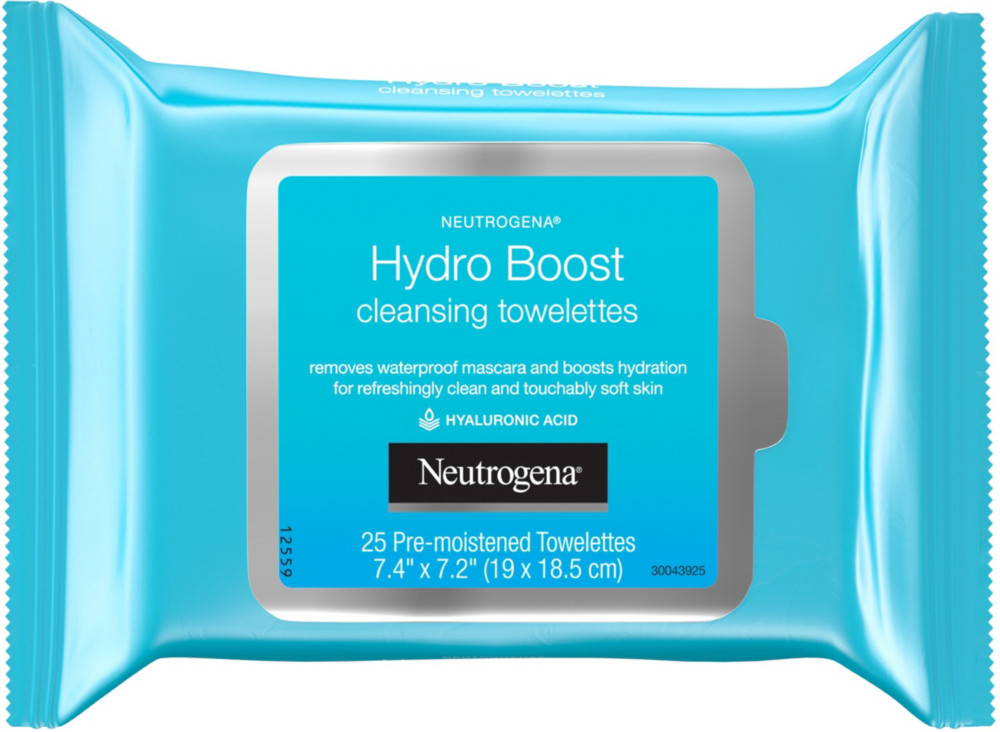 Hydro Boost Cleansing Towelettes
