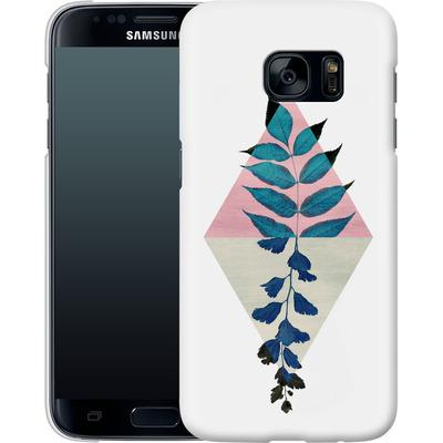 Samsung Galaxy S7 Smartphone Huelle - Geometry and Nature 1 von Mareike Bohmer