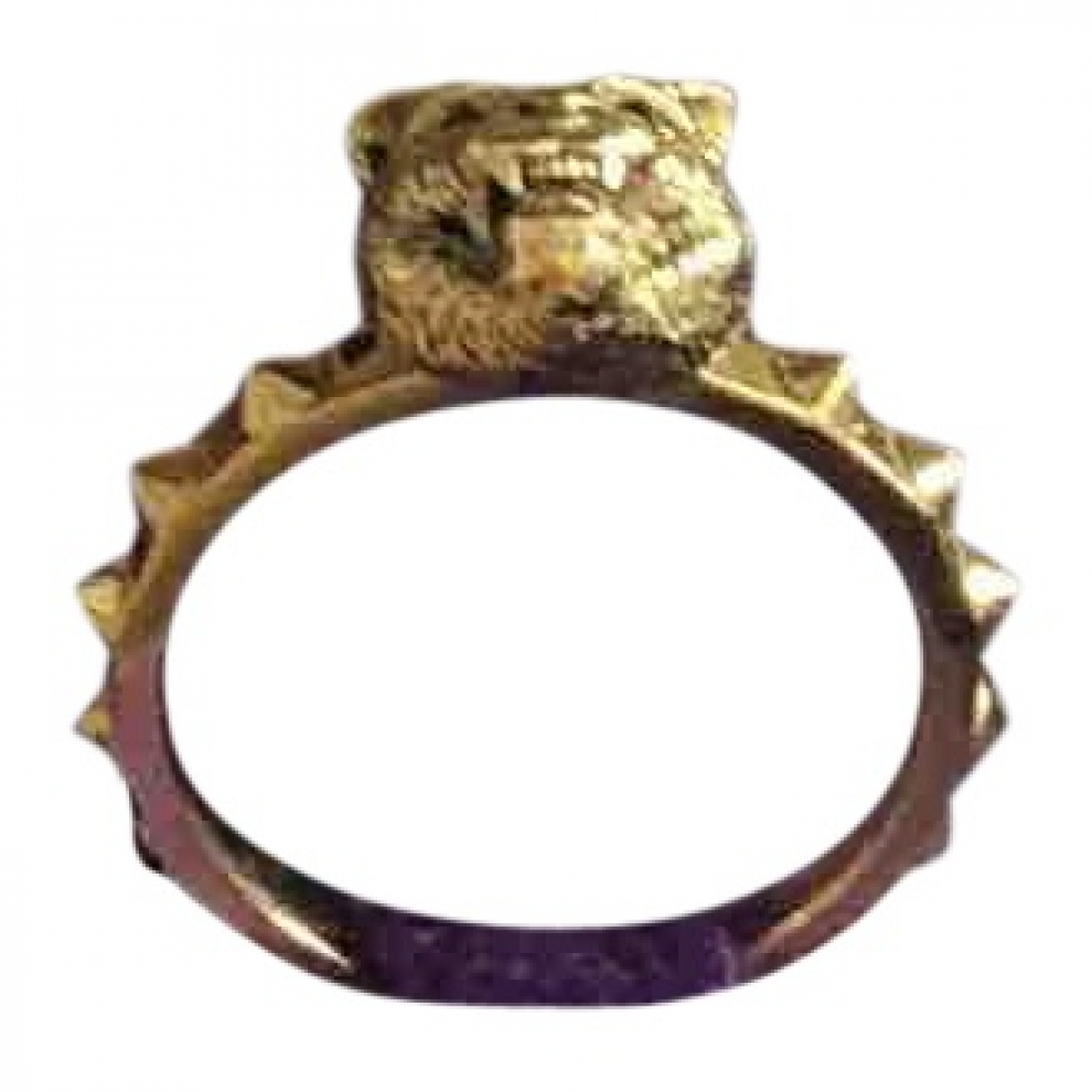 Gucci \N Gold Yellow gold ring for Women \N