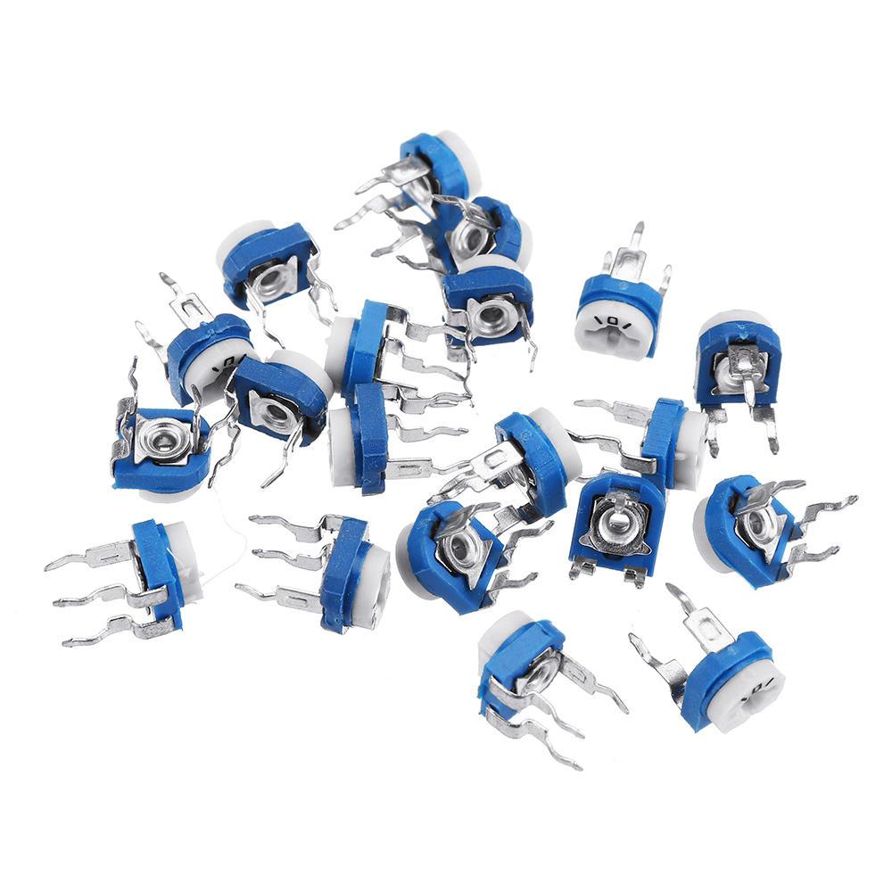 20pcs RM065 100 Ohm Trimpot Trimmer Potentiometer Variable Resistor