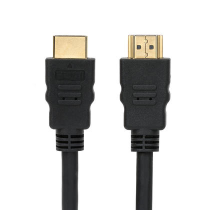 HDMI to HDMI 100Ft cable Premium 3D,1.4, 24K Gold Plated with Amplifier - PrimeCables®