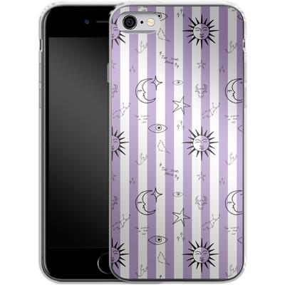 Apple iPhone 6s Silikon Handyhuelle - Optical Zodiac von caseable Designs