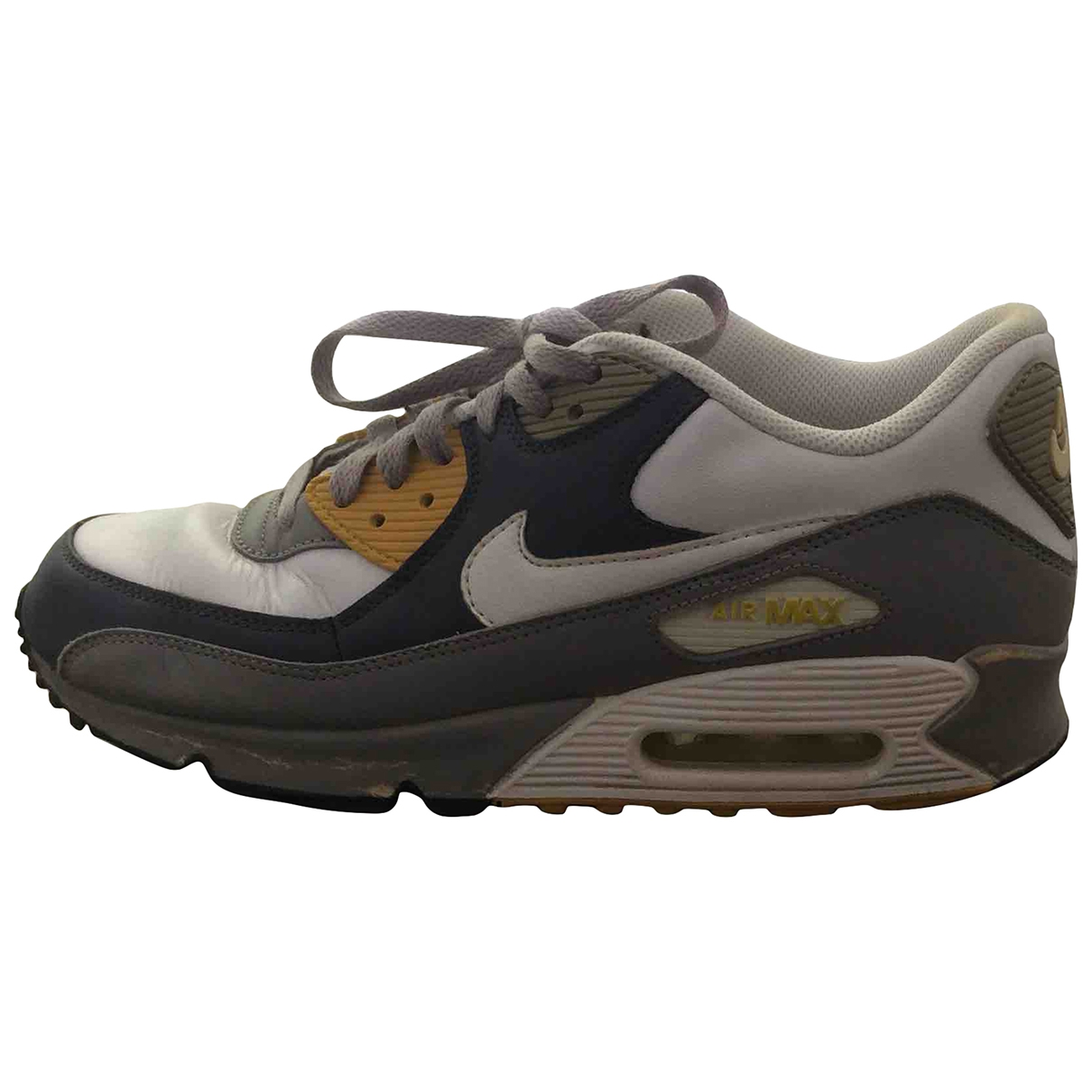 Nike Air Max 90 Leather Trainers for Men 43 EU
