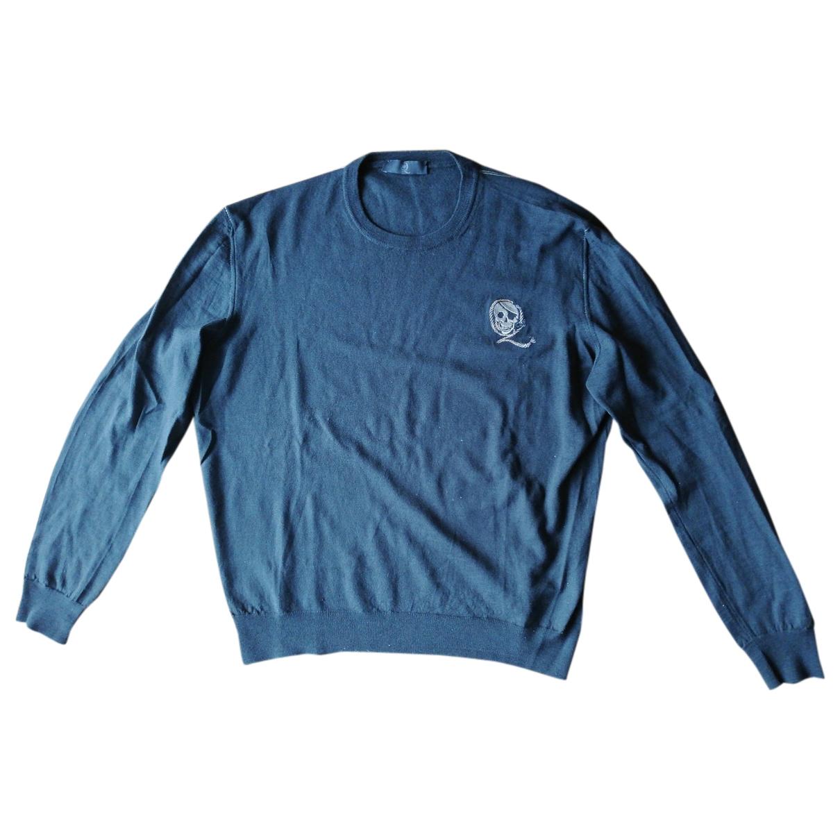 Mcq \N Pullover.Westen.Sweatshirts  in  Grau Wolle