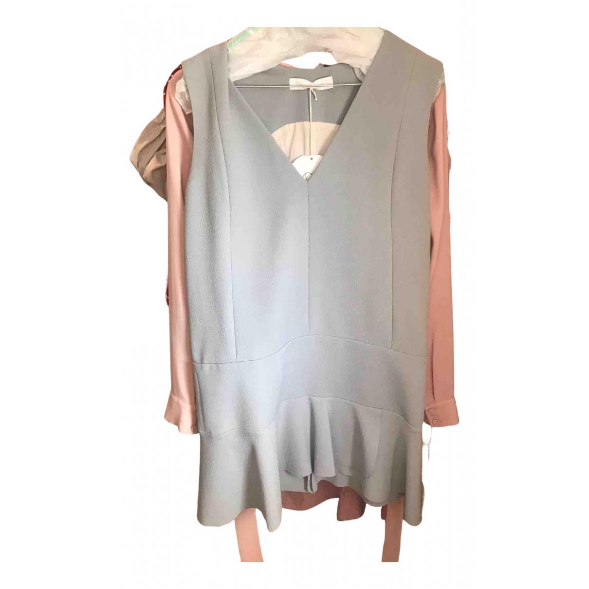 See By Chloe \N Kleid in  Grau Polyester
