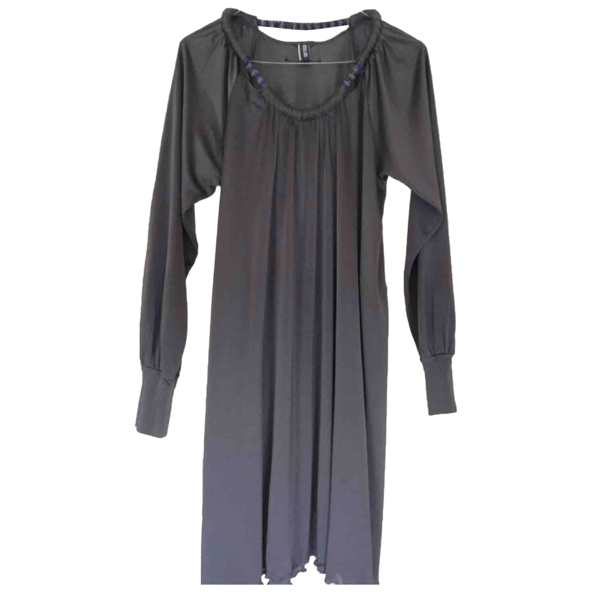 Jean Paul Gaultier \N Metallic dress for Women S International