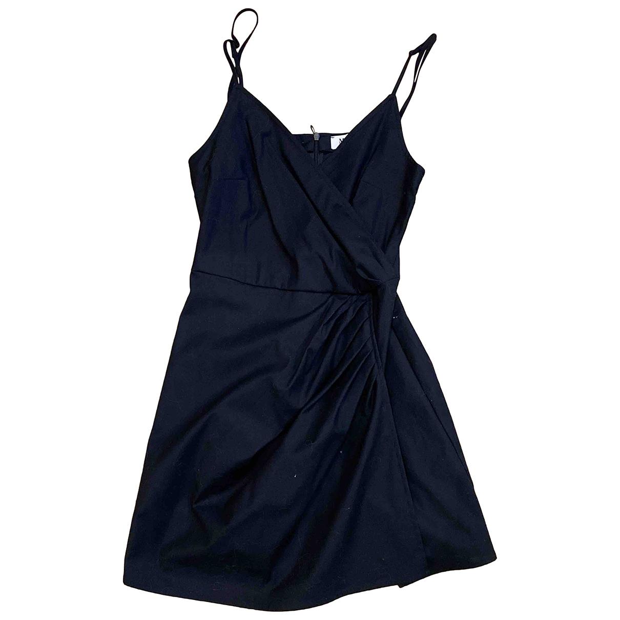 Musier \N Black Cotton dress for Women 32 FR