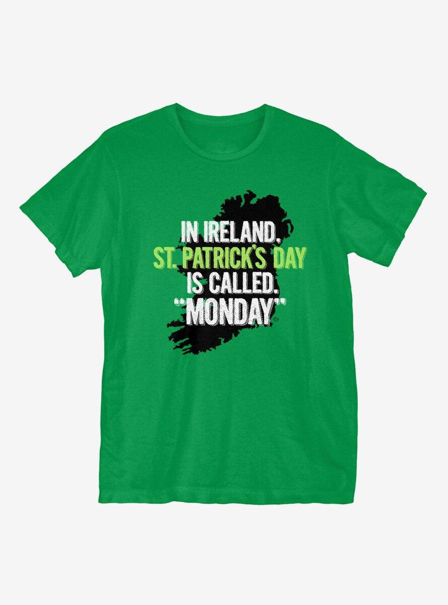 St. Patrick's Day Monday T-Shirt