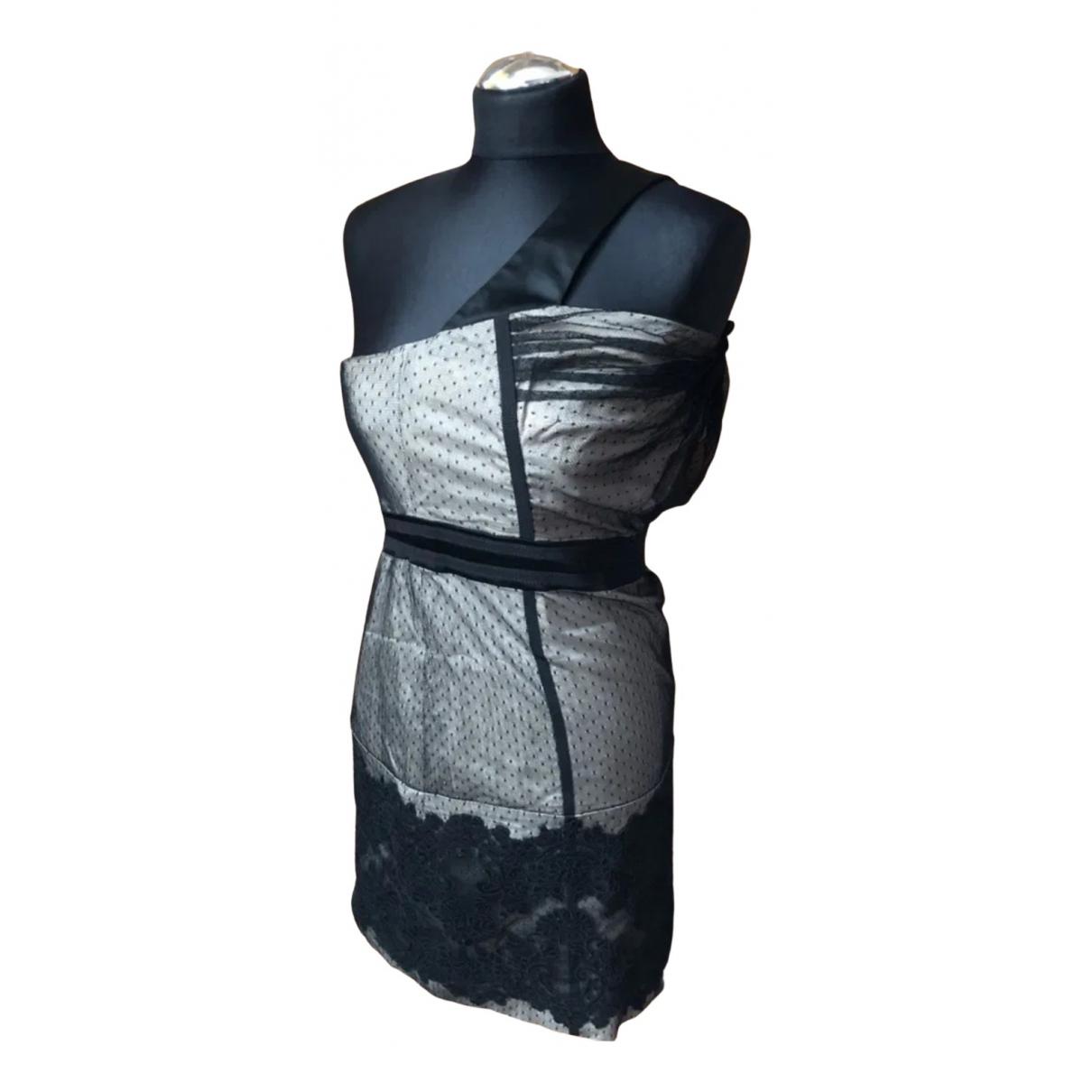 Mini vestido Karen Millen
