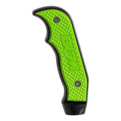 B&M Racing Magnum Grip Shift Handle - Polaris RZR - Green - 81141