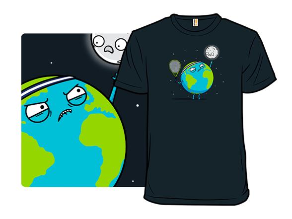 Lunar Serve! T Shirt