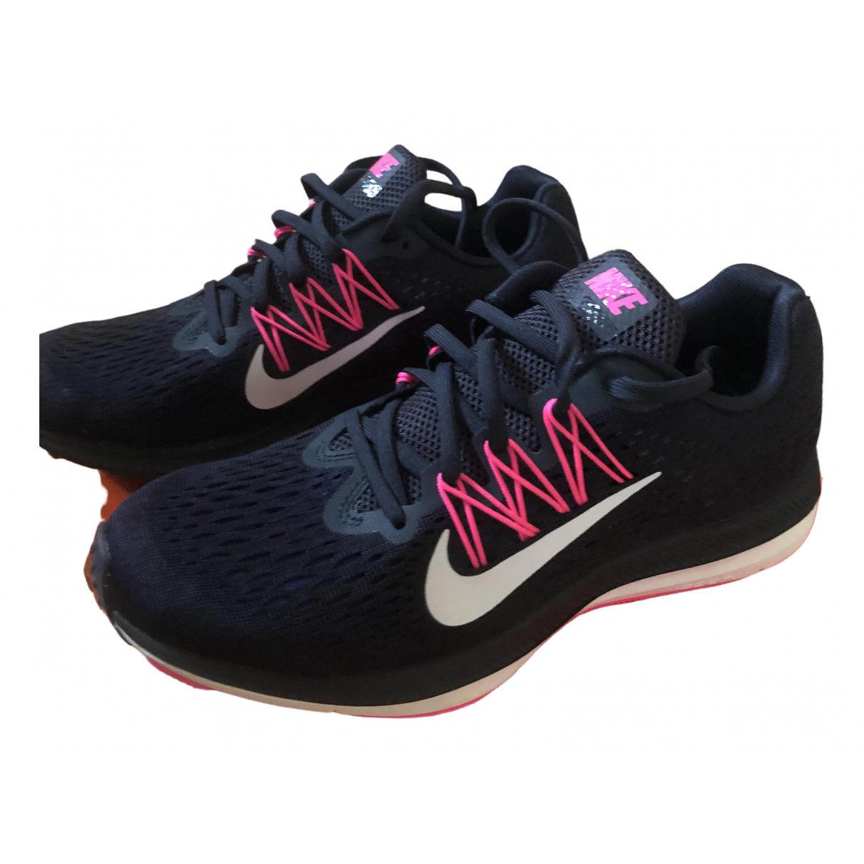 Nike Air Zoom Pegasus Blue Trainers for Women 38.5 EU