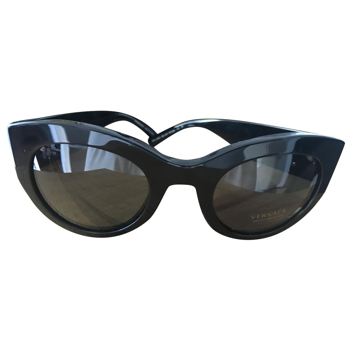 Gianni Versace - Lunettes   pour femme - noir