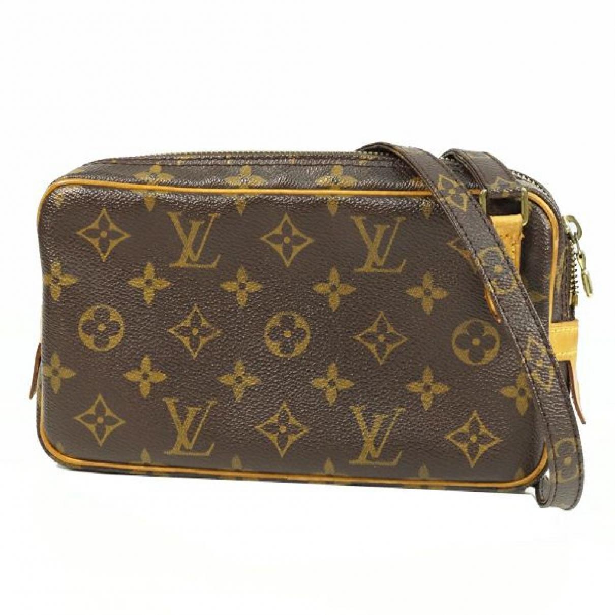 Louis Vuitton Marly Cloth handbag for Women N