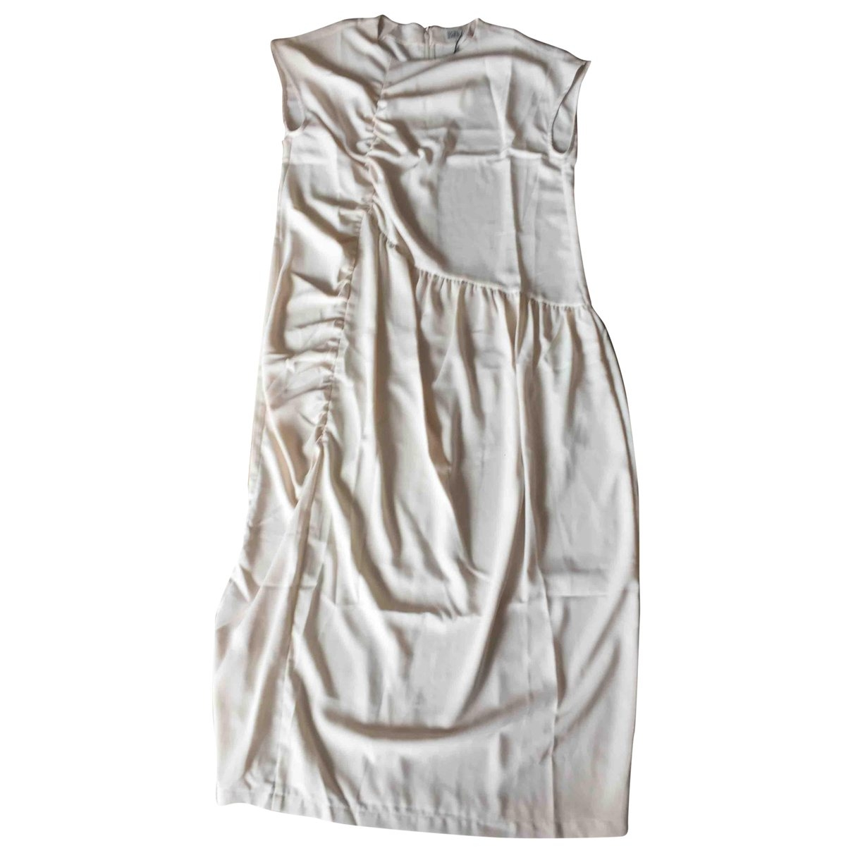 Totême \N Ecru dress for Women S International
