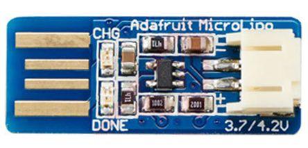 ADAFRUIT INDUSTRIES 1304, USB Power Switch, 3.7 V min.