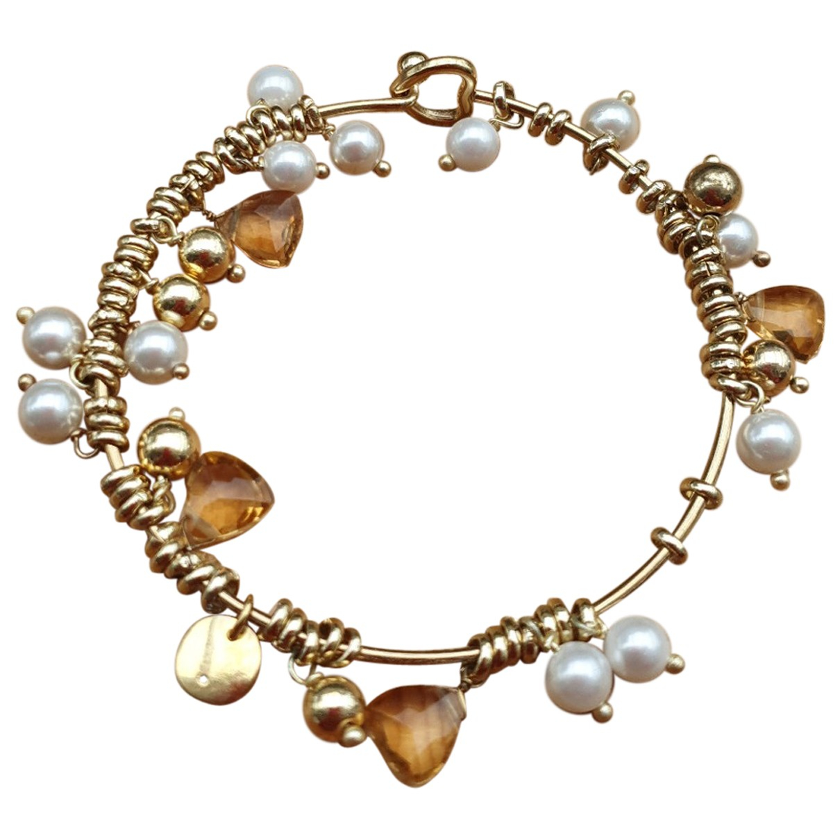 Autre Marque \N Armband in  Gold Silber